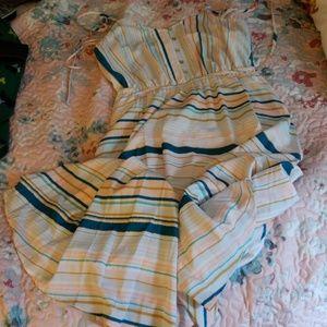 Beautiful stripped dress